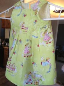 ninaGreen dress